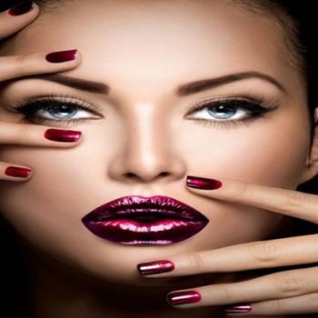 Profesionalno šminkanje firmiranom šminkom + nadogradnja veštačkih trepavica!